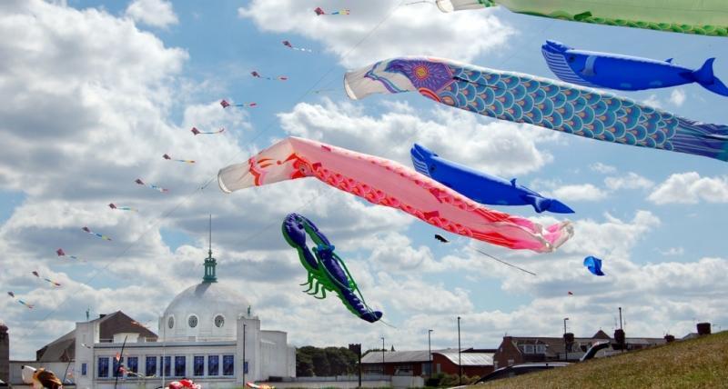 Kites Dome